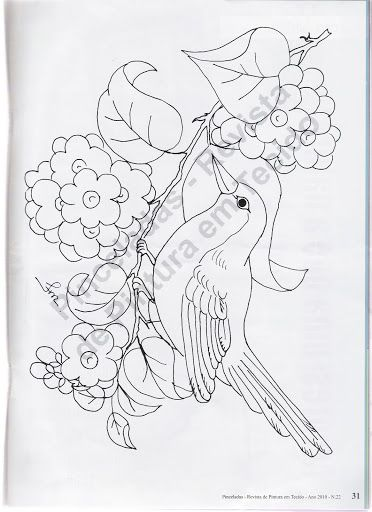 Pinceladas nº 22 alice pinto álbuns da web do picasa bird patterns embroidery patternspencil sketchingpencil