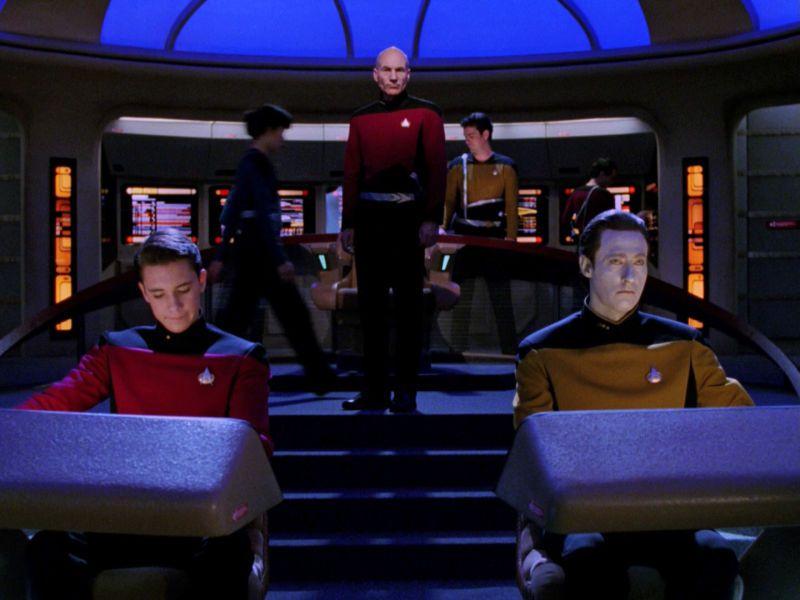 The Top 100 Star Trek Episodes Of All Time! Star trek, Trek and - dr bashir i presume