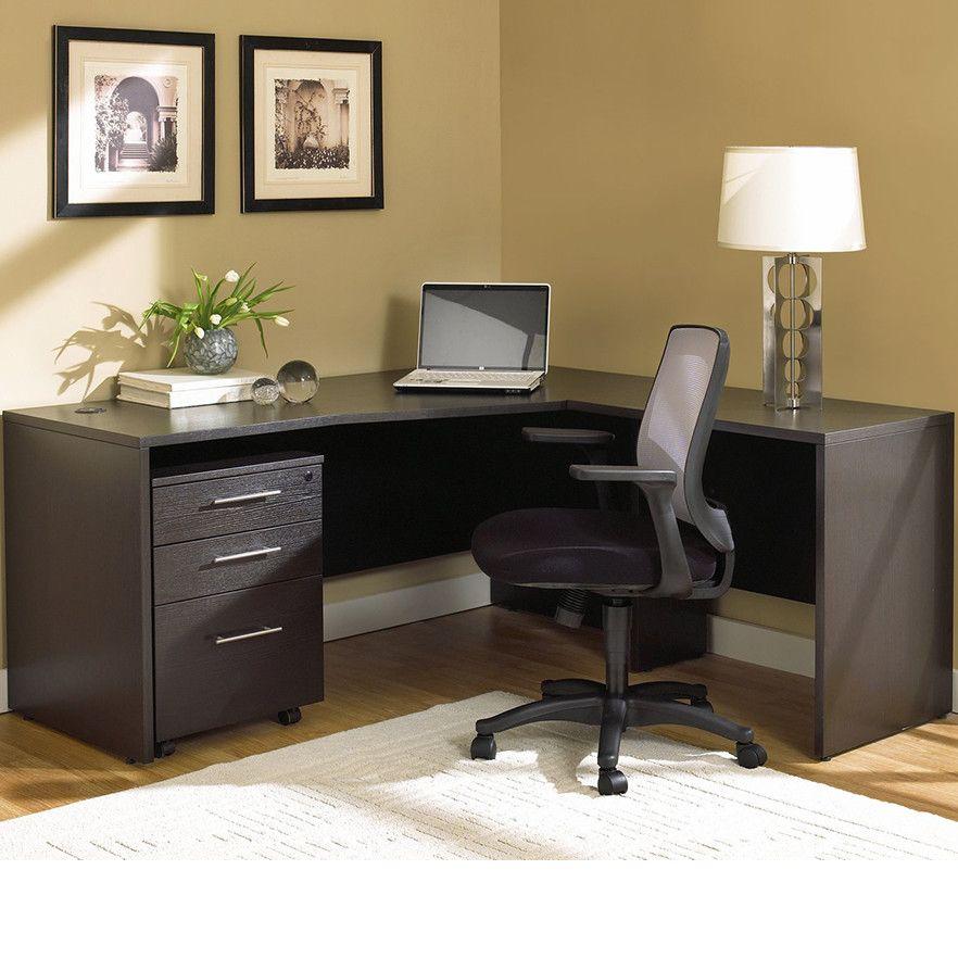 pro x corner l shape executive desk products desk home office rh pinterest com
