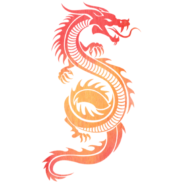 Millions Of Png Images Backgrounds And Vectors For Free Download Pngtree Dragon Silhouette Chinese Dragon Dragon