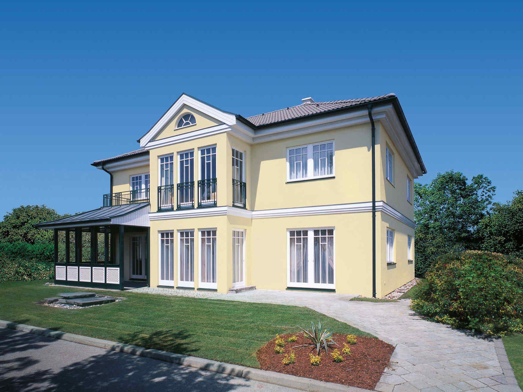 Vario haus architects herrenhaus tara s240 for Klassisches haus bauen