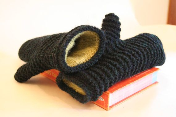 Laura Look At This Double Lined Mittens Knitting Pattern By
