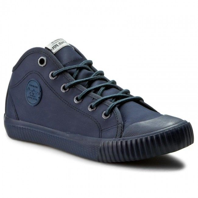 1d4a8bc29 Trampki PEPE JEANS - Industry Water PBS30244 Ace Blue 590 | fajne ...