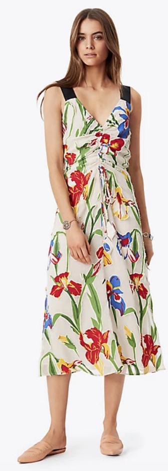 5e91859771 Tory Burch Clarissa Dress | Spring/Summer 2018 | Dresses, Fashion ...