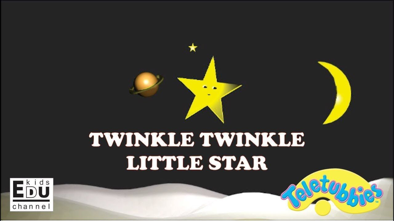 Twinkle twinkle little star song with Po teletubbies and the little ...