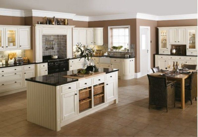 Country Kitchens | Country Style Kitchen, Fully Installed Country Style  Kitchens By Moben