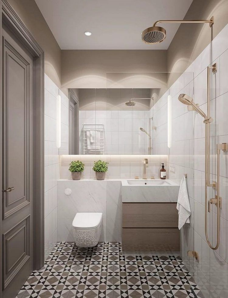 37 bathroom designs ideas to inspire your next renovation rh pinterest co uk