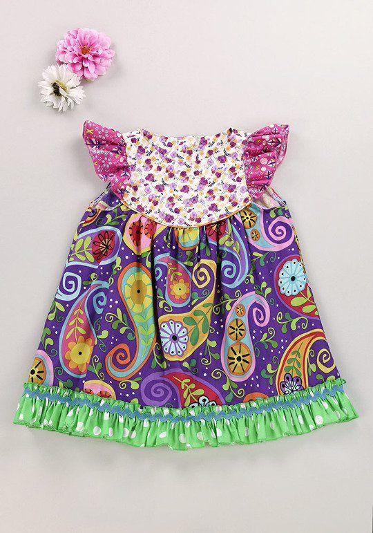 IN FULL BLOOM FLUTTER DRESS  $72.00 | Code: P15YD02 7422