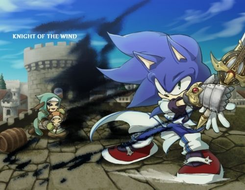 Sonic And The Black Knight: Saving The Villagers