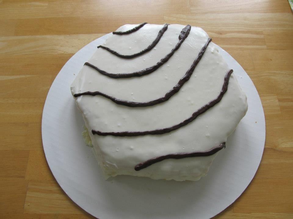 Giant Little Debbie Zebra Cake Little Debbie Zebra Cakes Delicious Desserts Zebra Cake