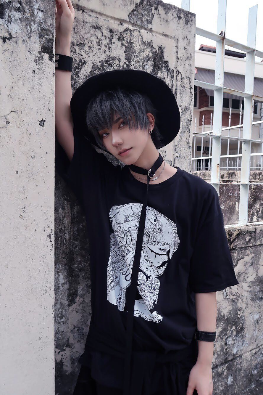 Ulzzang boy hairstyle pin by jumne xi on hairstyles  pinterest  ulzzang cosplay and