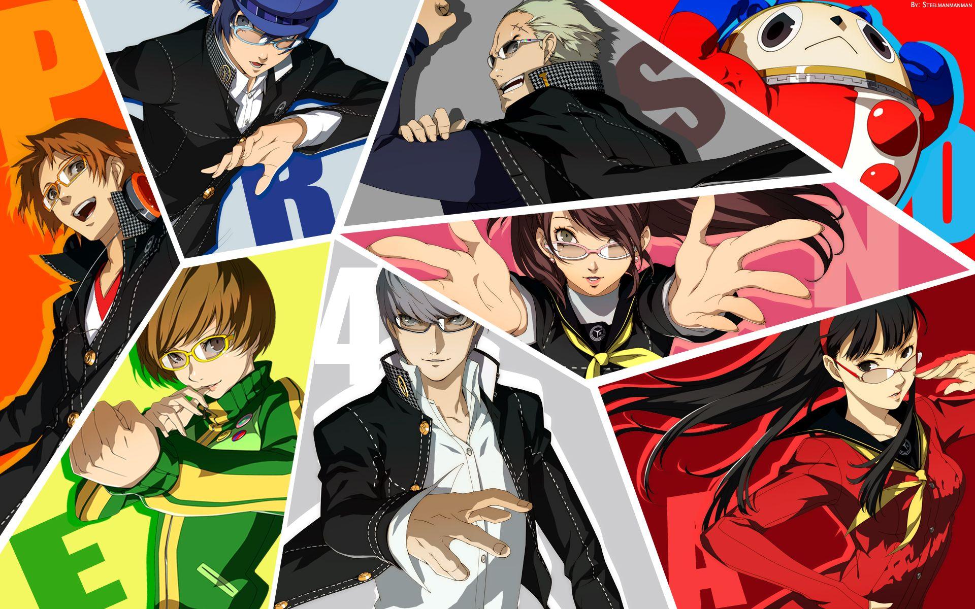 Persona Persona 4 Persona 4 Wallpaper Shin Megami Tensei Persona