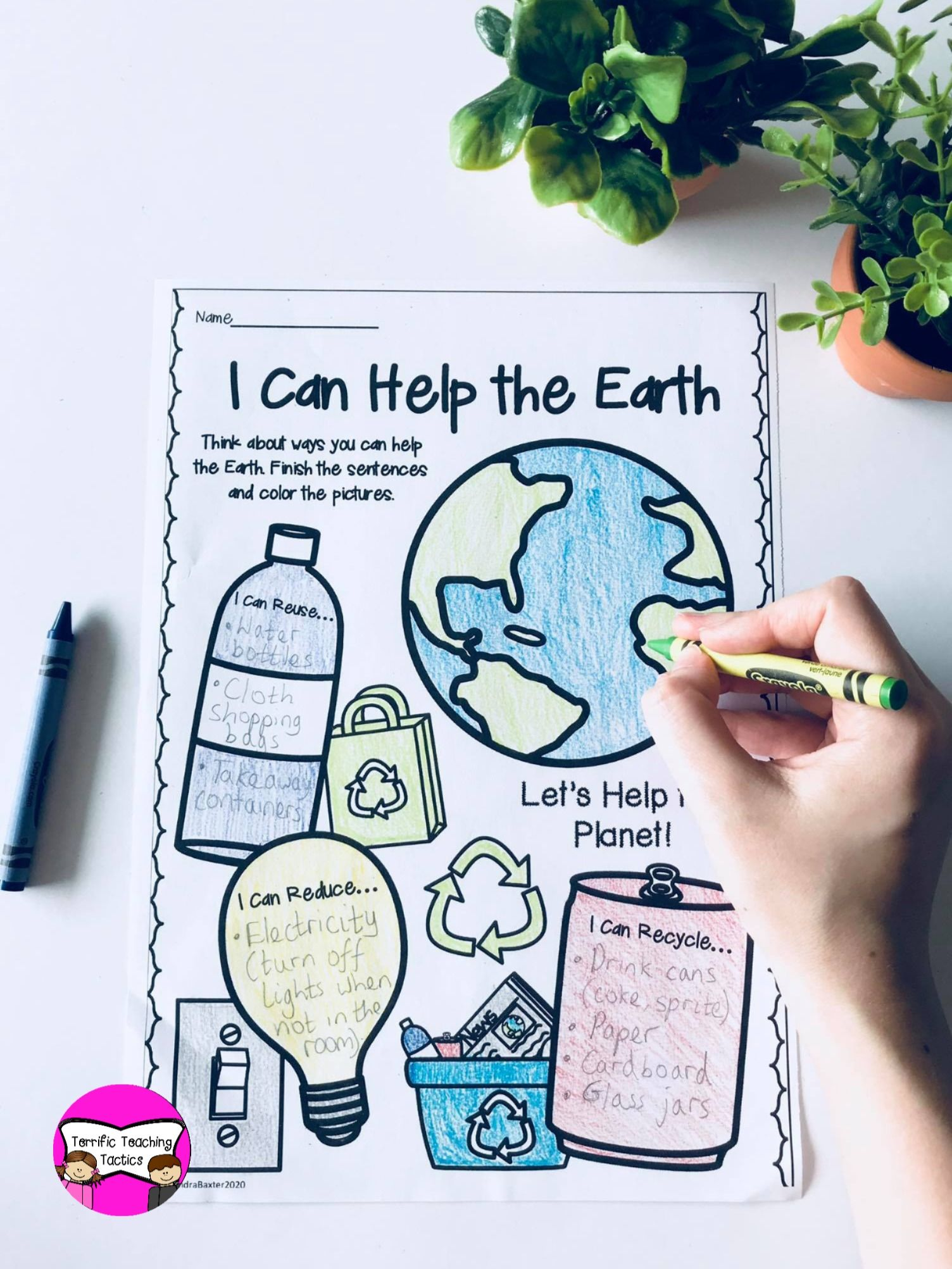 Earth Day Activities In
