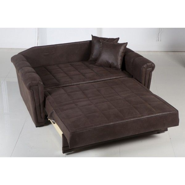 Loveseat Sleeper | Victoria Andre Pull-Out Loveseat Sleeper ...