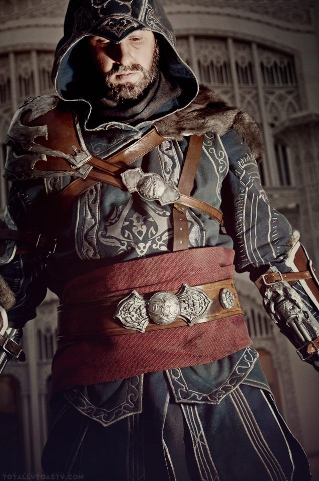 Assassin S Creed Ezio Auditore Revelations By Forcebewitya Cosplay Assassinscreed Assassins Creed Cosplay Best Assassin S Creed Assassins Creed Game