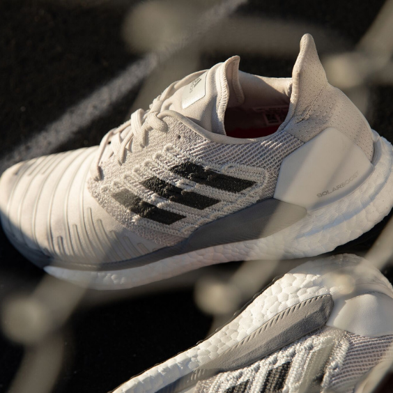 9e7236841 Conquer any run under the sun with your new Men s adidas Solar Boost  running shoes.