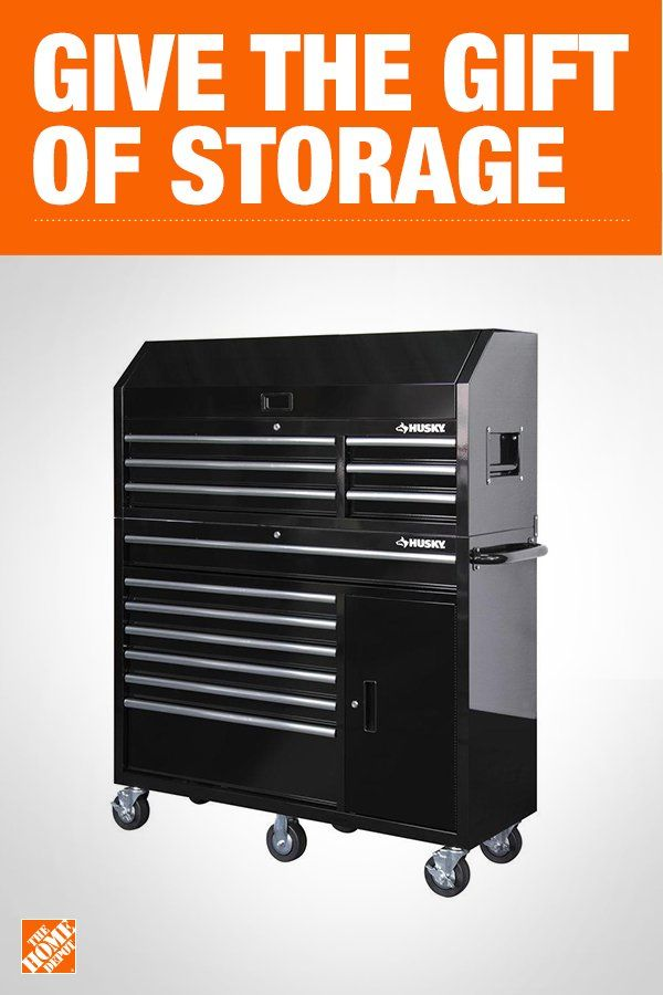 This Heavy Duty Tool Storage Unit Is The Perfect Gift For Your