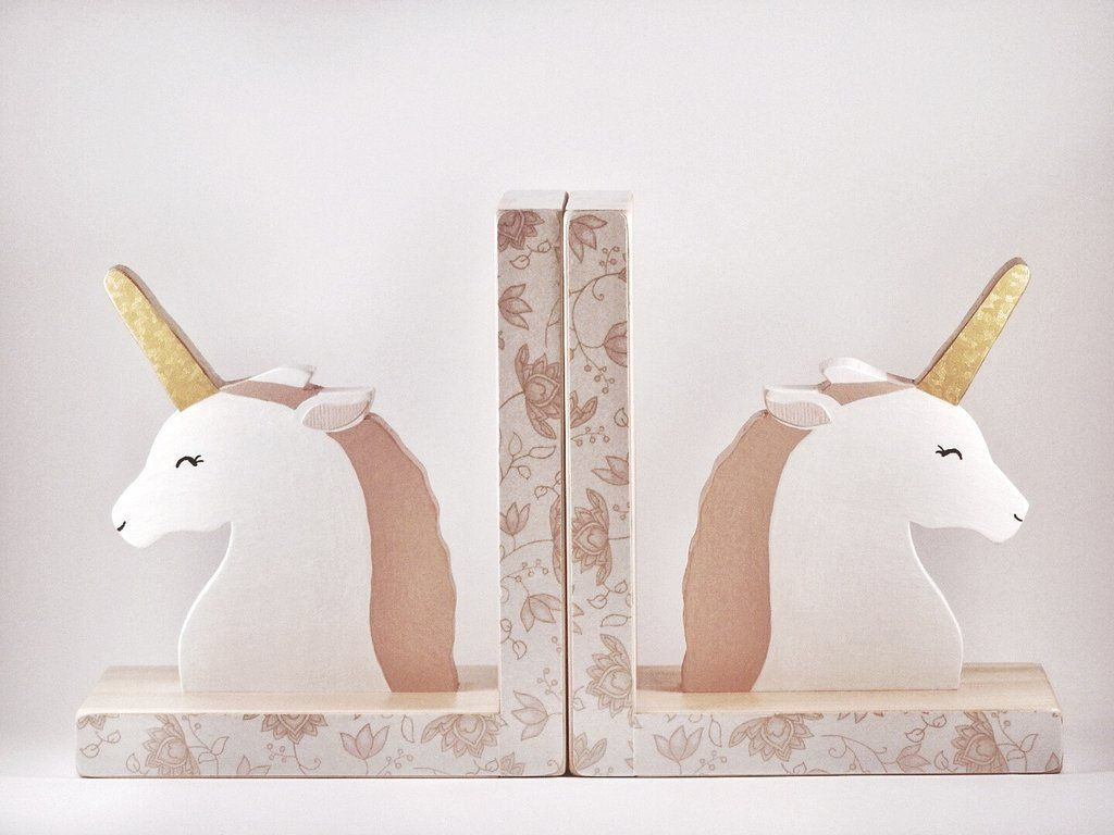 Unicorn Bookends With Images