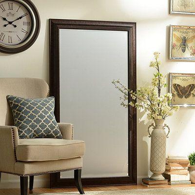 Tortoise Full Length Mirror 34x80 Kirkland Home Decor Home