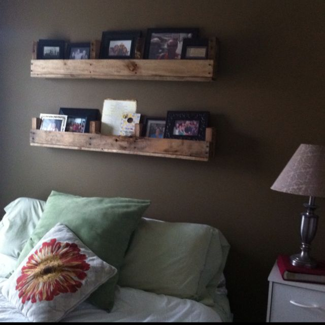 Thank U Pinterest For The Inspiration To Make Our Own Wood