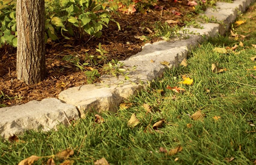 Rosetta Dimensional Wall: Retaining Wall Blocks | Landscaping Walls ...