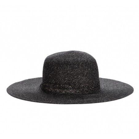 Sole Society Hats - Marled straw floppy hat