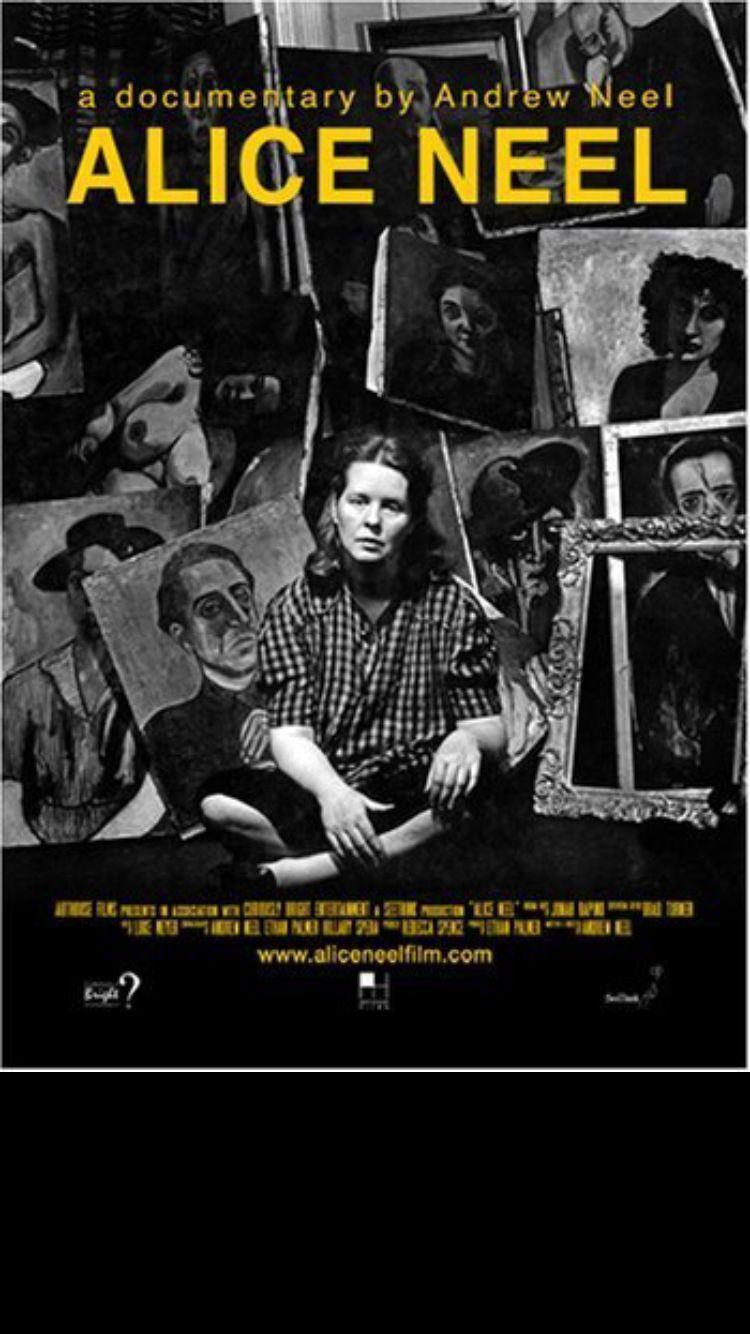 Alice neel art documentaries alice