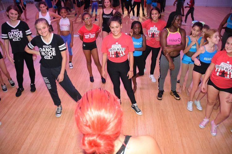 Dance teachers might teach in public or private schools