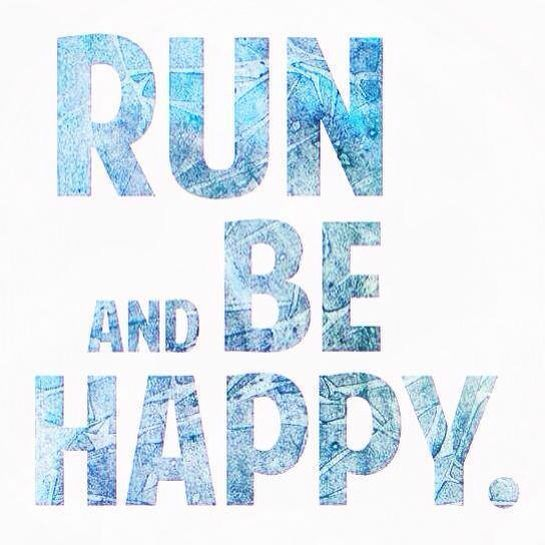 Run and be happy got 2 run pinterest run and be happy publicscrutiny Choice Image
