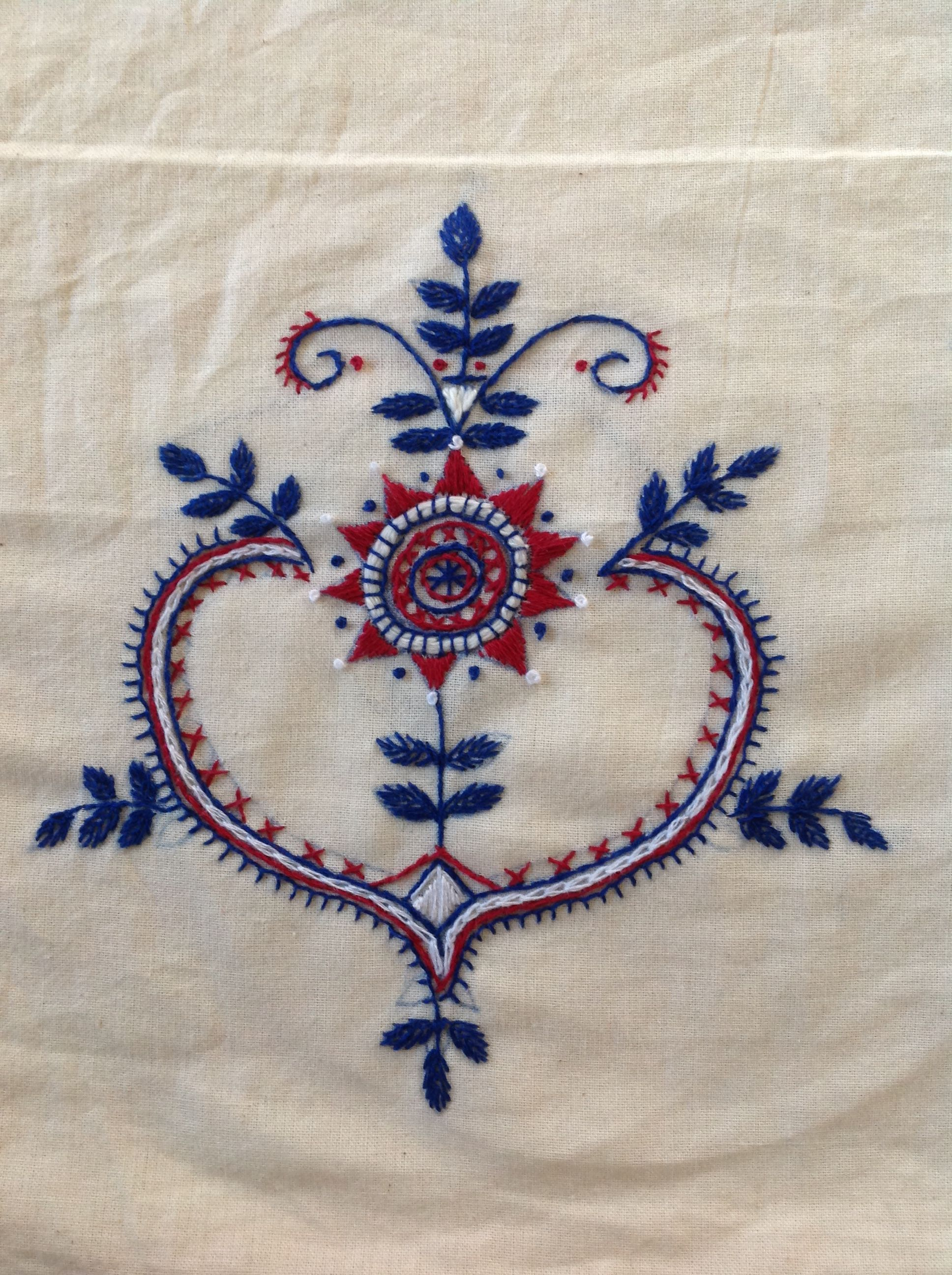 Swedish Style Scandinavian Embroidery Embroidery Patterns Swedish Embroidery