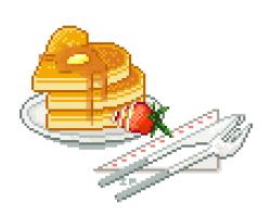 Art Cute Adorable Food Kawaii Heart Etc Etc Hearts Pixel