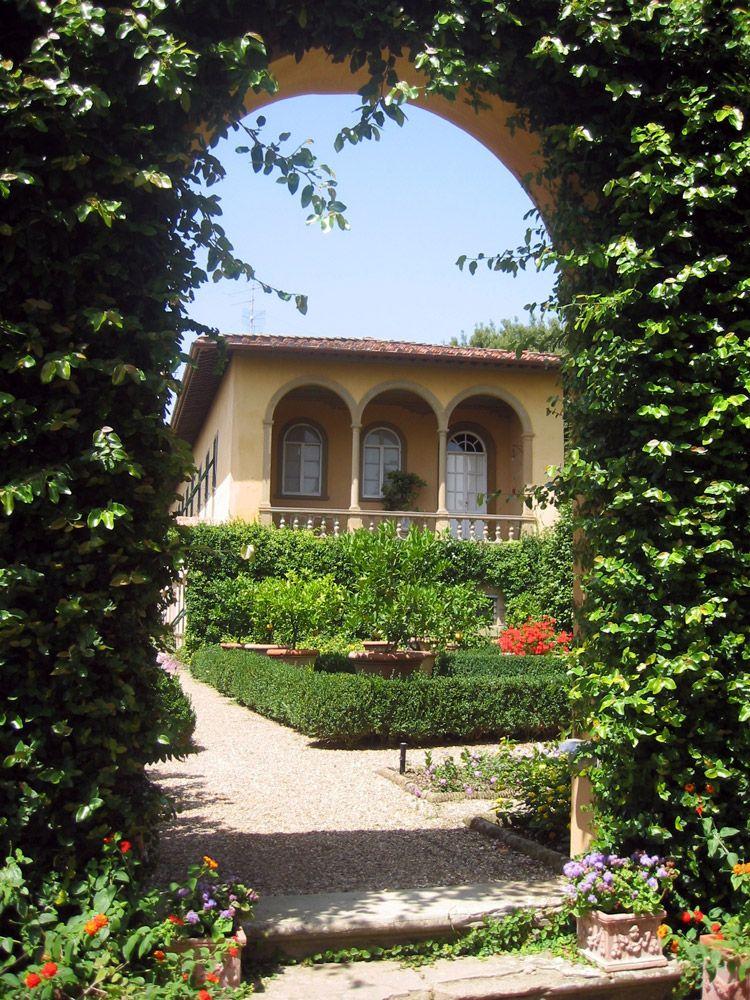Margaret Rockefeller Strong inherited Villa Le Balze
