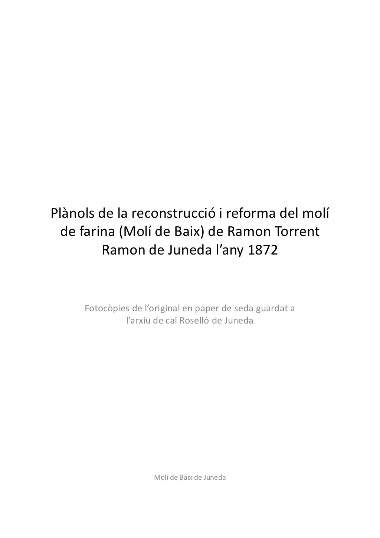 plnols-de-la-reconstrucci-i-reforma-del-mol by arosello via Slideshare