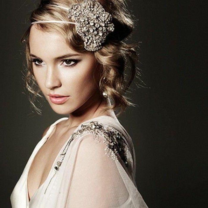 20er Mode Inspiration In Mehr Als 100 Fotos Archzine Net 20er Jahre Frisur 20er Mode Great Gatsby Frisur