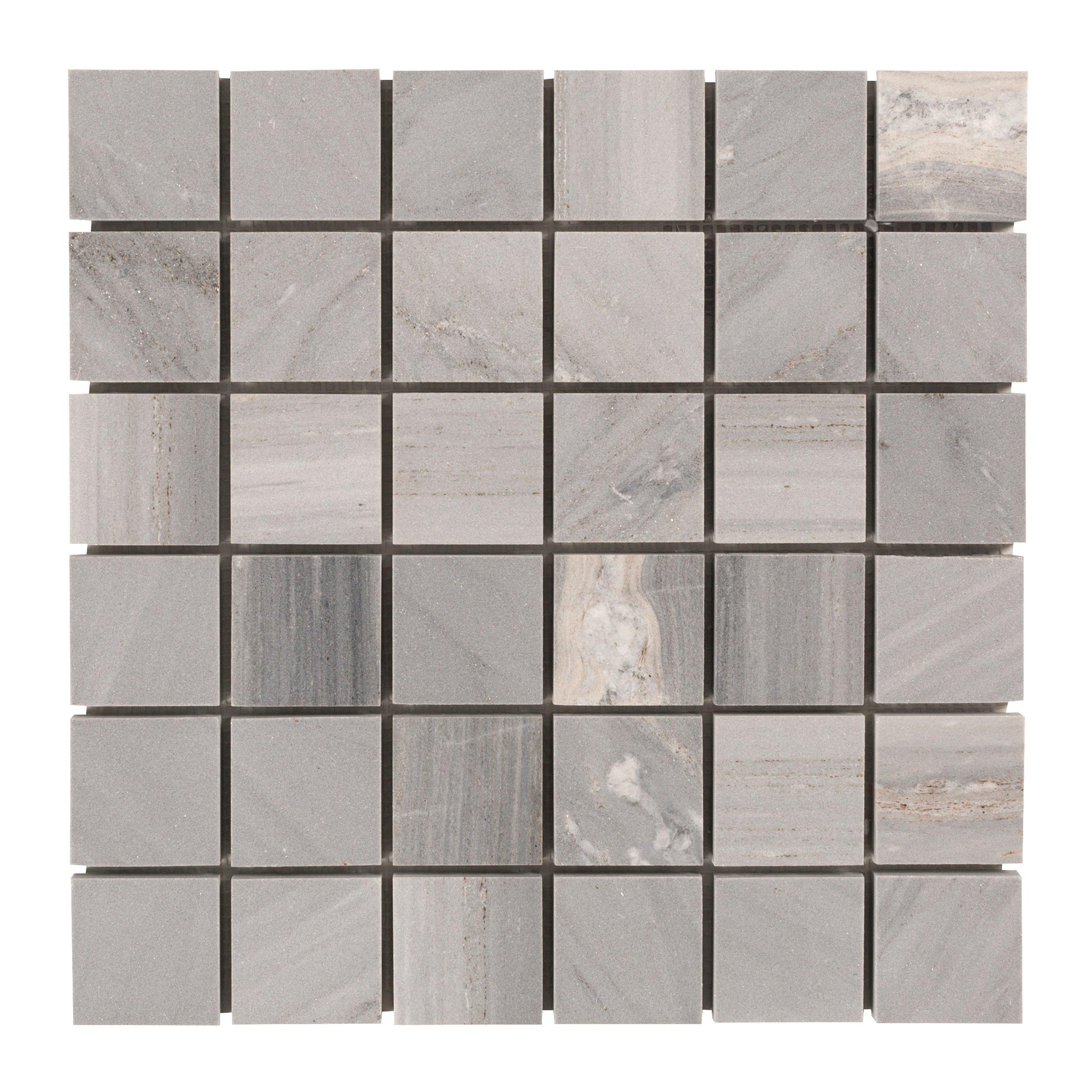 solistone haisa marble light 12 in x 12 in x 6 35 mm marble mesh rh pinterest com