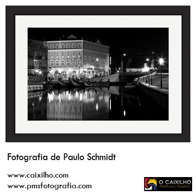 Fotografia de Paulo Schimdt  Moldura preto fosco de 3cm  Disponivel em qualquer medida