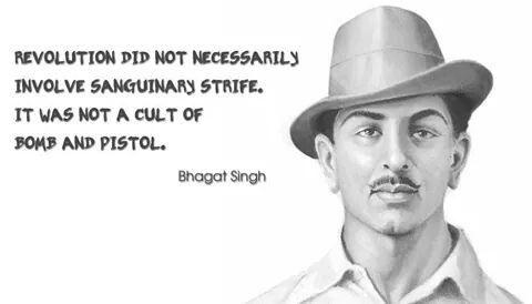 about bhagat singh in short