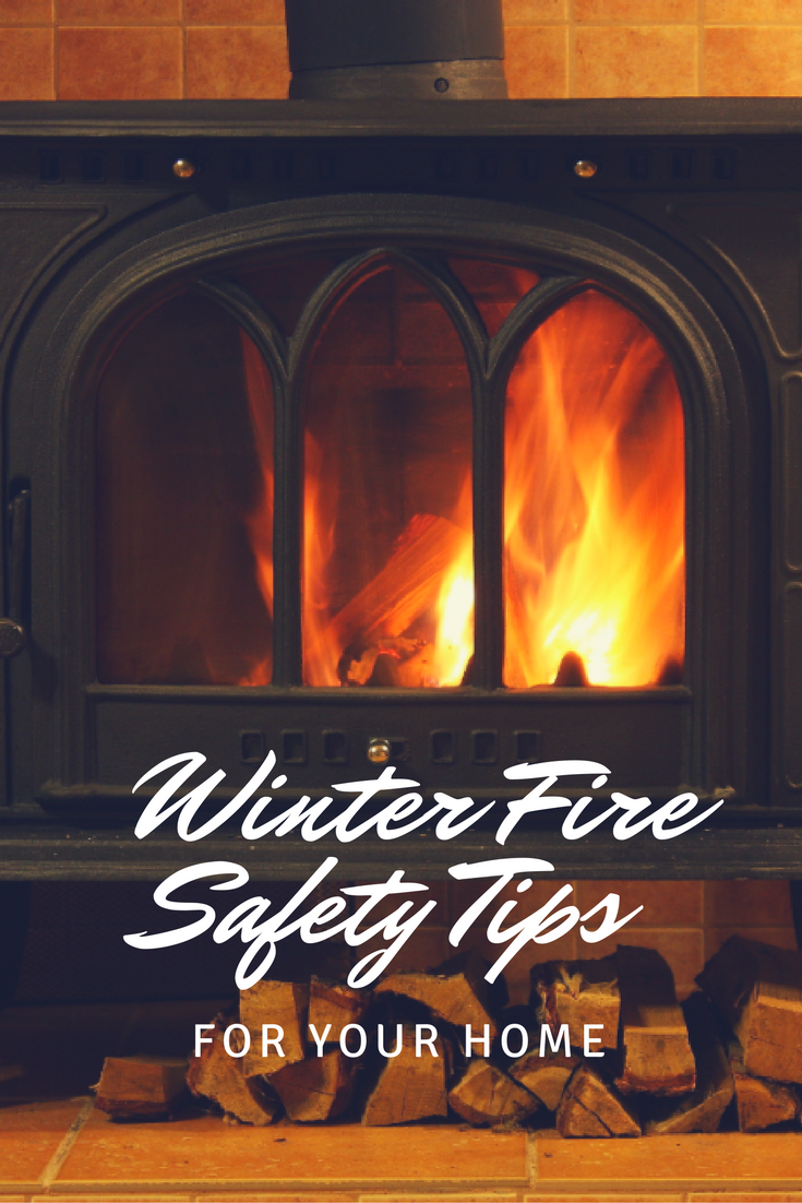 winter fire safety tips for your home senior safety fire safety rh pinterest com