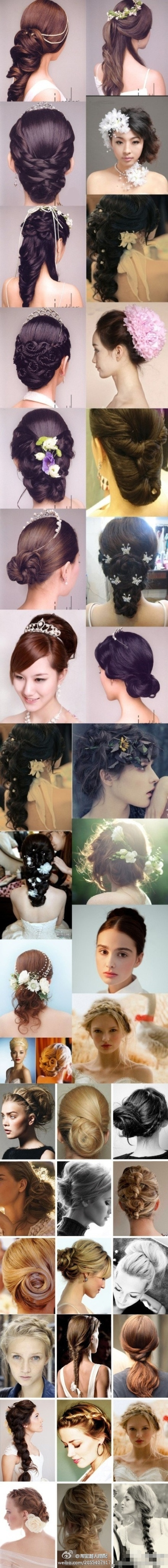 Romantic hair styles| every hair style you could need