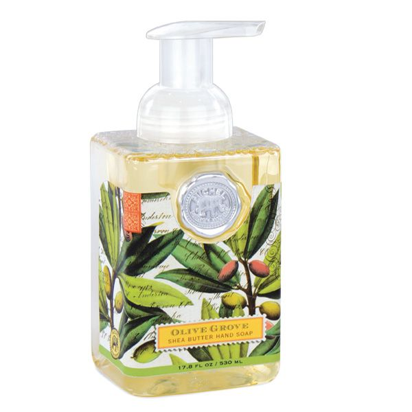 Michel Design Works Foamer Olive Grove The Generous Size Of Our