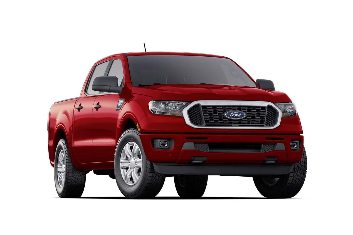 2020 Ford Ranger X L T In Rapid Red In 2020 2020 Ford Ranger Ford Ranger Ford Ranger Price