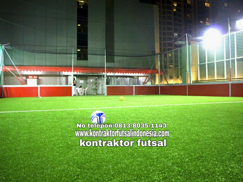 KFI Sport Telp. 081380351143, Biaya Pembuatan Lapangan