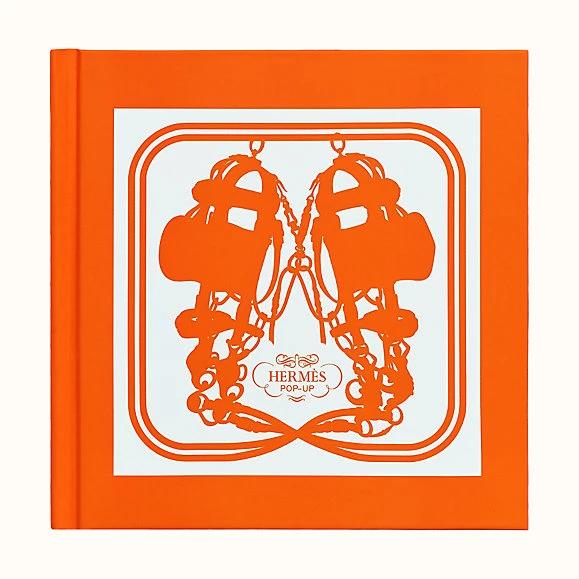 Hermès Popup Book in 2020 Pop up, Scarf drawing, Pop