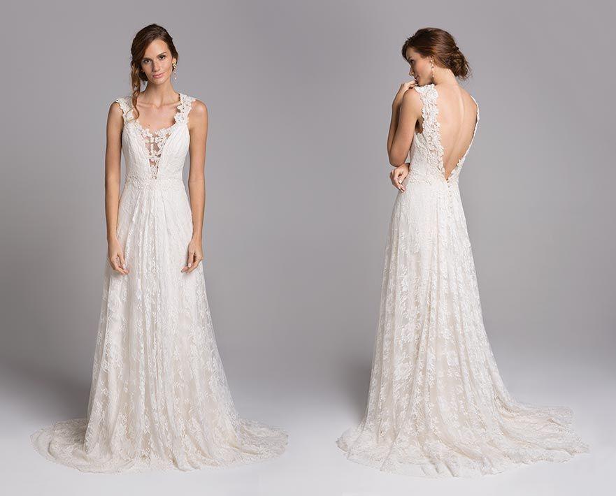d4ceef1e8 Vestido de noiva - Nouveau por Giselle Nasser: vestido Cecilia, todo em  renda francesa