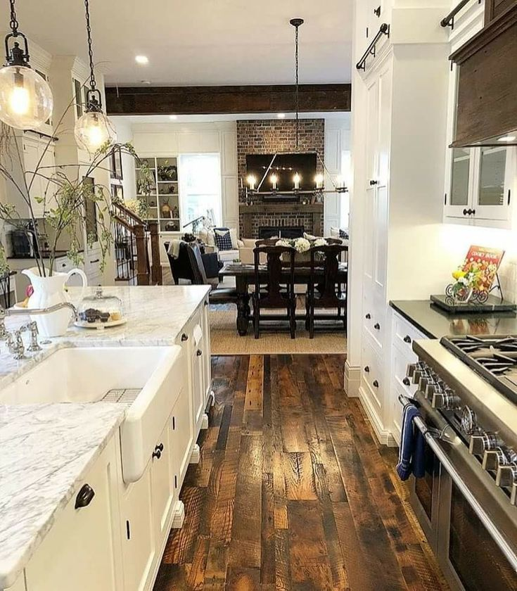 beautiful kitchen design kitchen heart of the home in 2019 rh pinterest com