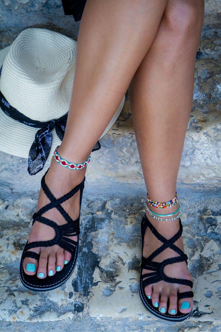Handwoven Sandals for Women
