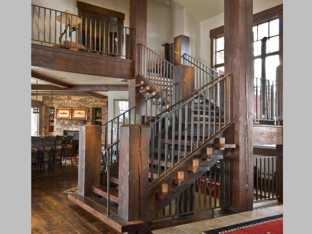 interior antique steel stair rail with scroll pickets and wood capture space large design indoor home pillar design decor for home ideas white wallu2026