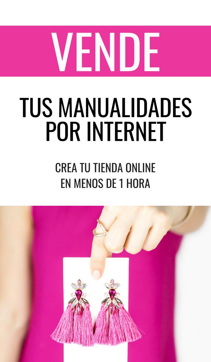 Como Vender Manualidades Por Internet