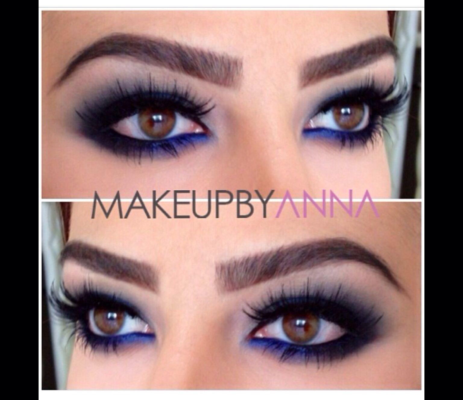Pin de Yuls en makeup   Pinterest   Maquillaje, Ojos y Maquillaje ojos