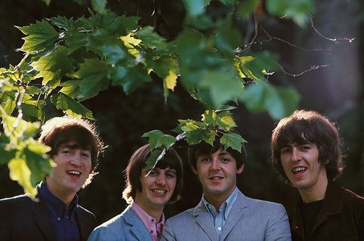 Image result for the beatles 1965 images